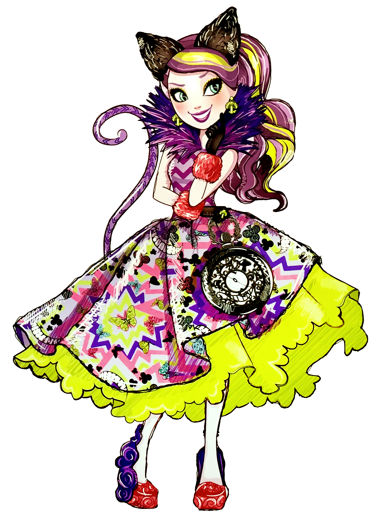 It's just a photo of Refreshing Picture of Ever After High