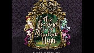 Monster High Ever After High The Legend of Shadow High