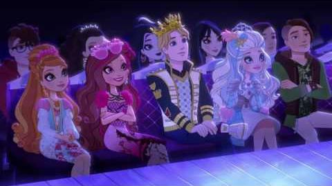Meeshell Capítulo 4 - Ever After High
