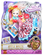 Boxed Apple White Way too Wonderland Doll