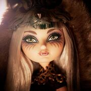 Facebook - Cerise Wolf closeup