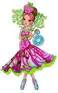 Profile art - Way Too Wonderland Briar Beauty