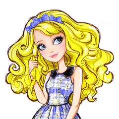 Blondie Lockes en la línea de muñecas