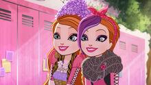 Dragon Games - the O'Hair twins