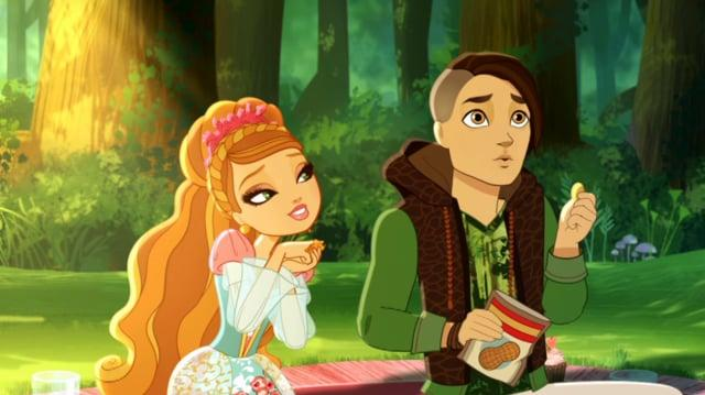 Guru Studio Ever After High Reel