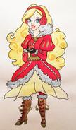 Apple White - Christmas (devilkaoniy)