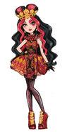 Profile art - Lizzie Hearts II