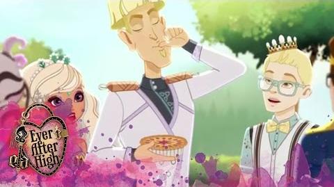 """""""Les bons gâteaux de Ginger"""" Ever After High™"""
