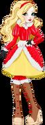 Apple White - Christmas (alphacobalt44)
