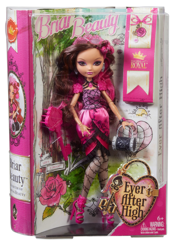 Ever After High Thronecoming Briar Beauty Doll FJH13