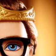 Facebook - Dexter's crystal blue eyes