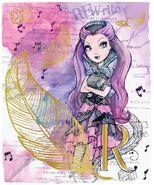 Facebook - Raven Queen drawing