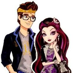 Raven y Dexter en la Noche de Cita.
