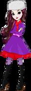 Raven Queen - Christmas (alphacobalt44)