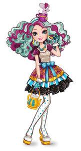 Profile art - Madeline Hatter