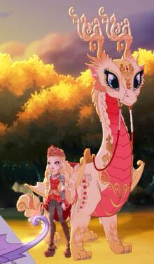 Dragon Games - Braebyrn