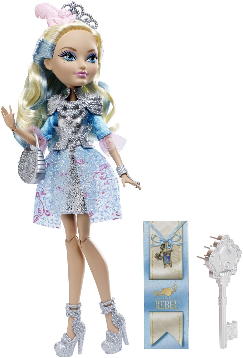 Ever After High Darling Charming cdh58  NEW