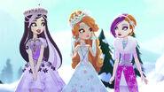 Fairest On Ice - Duchess, Ashlynn and Poppy
