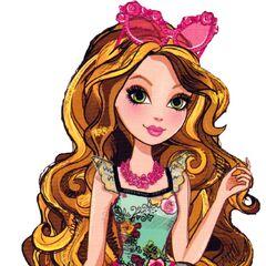 Ashlynn Ella en la línea de muñecas