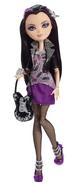 Raven DN doll