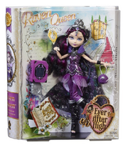 Boxed Raven Queen Legacy Day Doll