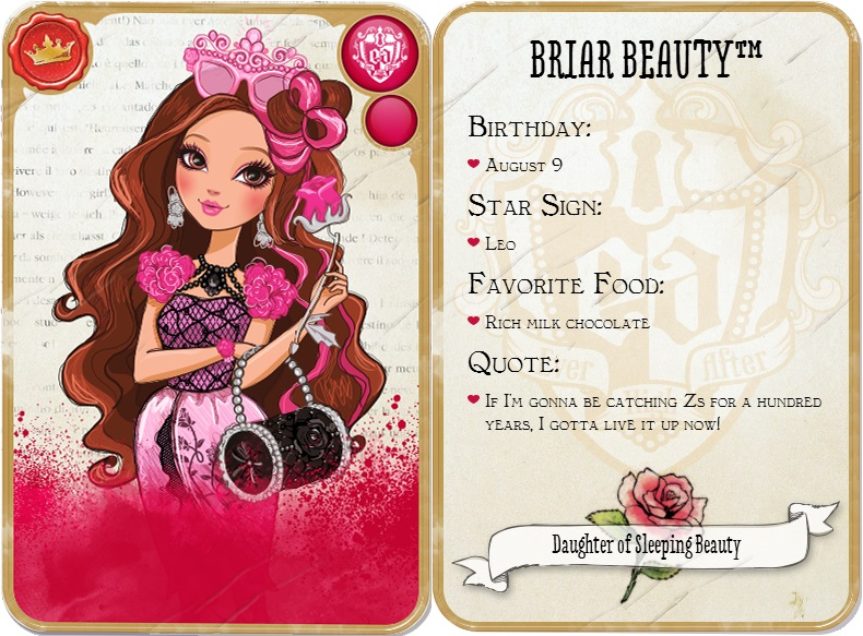 Image - Card - BBDoSB.jpg | Ever After High Wiki | FANDOM ...