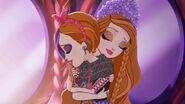 O'Hair's Split Ends - sisterly hug