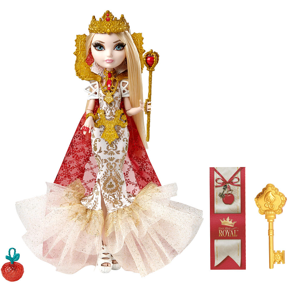 Ever After High Apple White Royally Ever After Replacement Collar Shoulder Piece