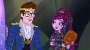 Dragon Games - Dexter and Raven talking