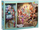 Шляпо-Стическая Чайная Вечеринка: Куклы