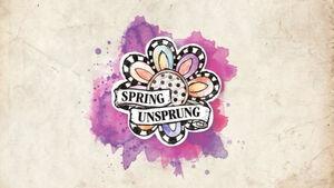 Spring Unsprung - title card