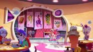 Way Too Wonderland - Wonderland High cafeteria