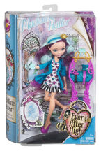 Bdb15 ever after high getting fairest madeline hatter doll-en-us xxx 1