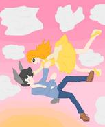 Falling from Cloud Nine~