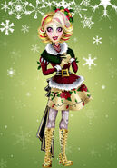 Destiny claus design gift by jade the tiger-d8vmntg