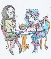 Teatimewithmaddieandtorquille