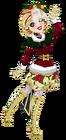 Destiny Claus Profile Art