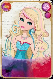 Eah seabrina mermaid card