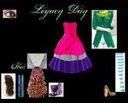 Marcia Hare-Legacy Day Outfit