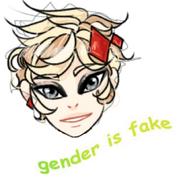 Gender is fake