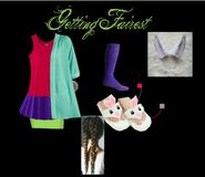 Marcia Hare-Getting Fairest Outfit