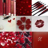 Amorette red