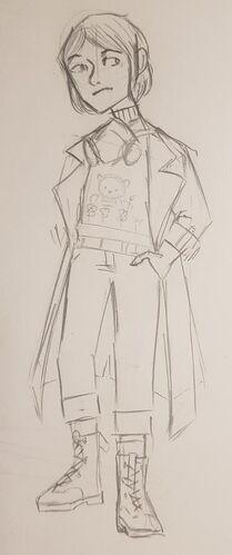 new sketch