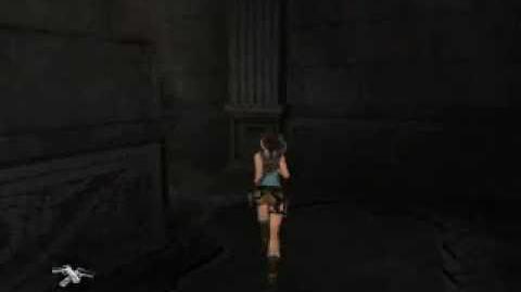 Lara Croft Vs The Door - Round 1!!!