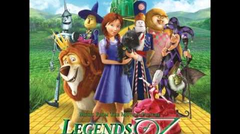 Lea Michele - Even Then - Legends of Oz Dorothy's Return (FULL SONG)
