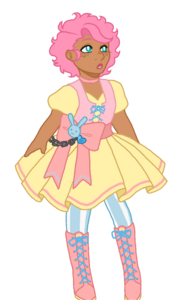 Fia Cendron Basic Outfit