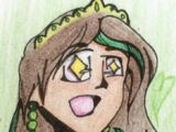 Princess Olive Pea/Mirror Blog