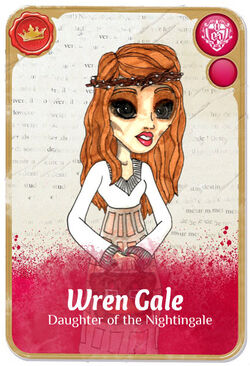 Wren Royal Card