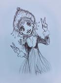 Ivy doodle1