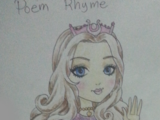 Princess Poem